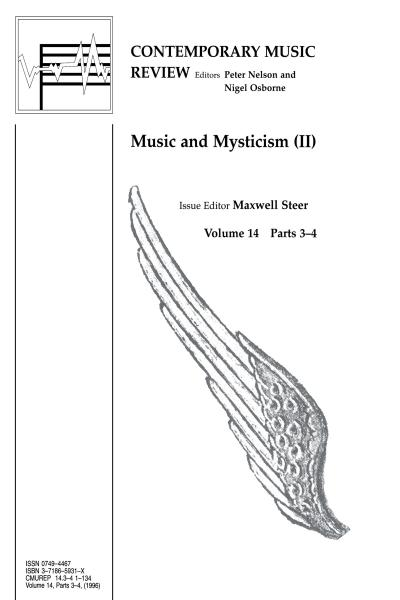 Music and Mysticism