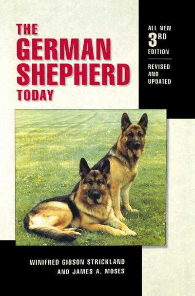 The German Shepherd Today