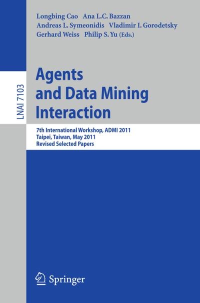 Agents and Data Mining Interaction