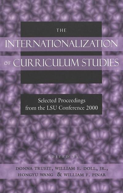 The Internationalization of Curriculum Studies