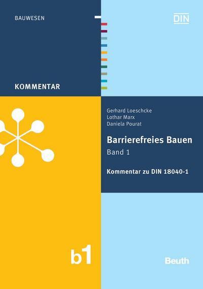 Barrierefreies Bauen Band 1