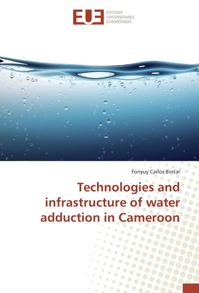 Technologies and infrastructure of water adduction in Cameroon