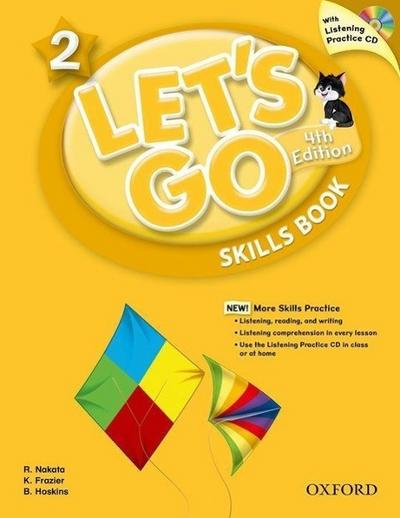 Let's Go 2: Skills Book