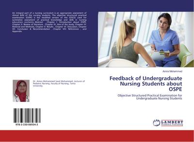 Feedback of Undergraduate Nursing Students about OSPE