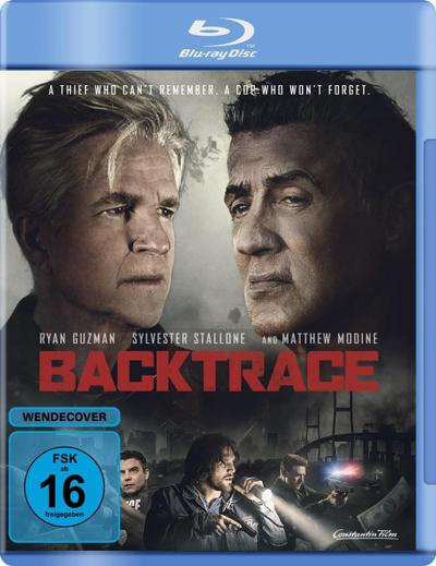 Backtrace, 1 Blu-ray