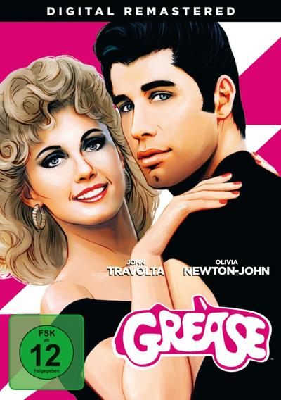 Grease. Remastered