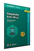 Kaspersky Anti-Virus Upgrade (Code in a Box) (FFP). Für  Windows Vista/7/8/8.1/10