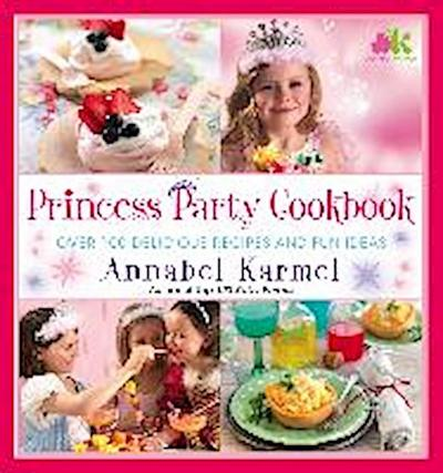 Princess Party Cookbook
