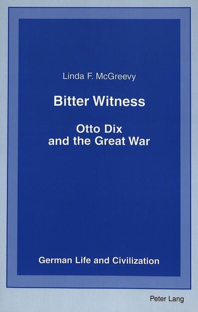 Bitter Witness