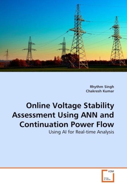 Online Voltage Stability Assessment Using ANN and Continuati ... 9783639363746