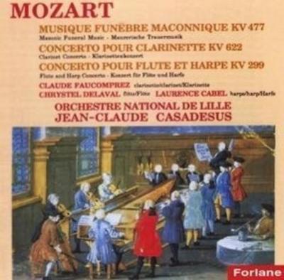 Konzerte und Maurerische Trauermusik