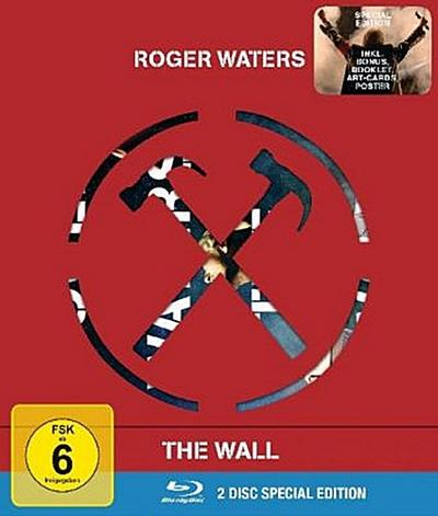 Roger Waters The Wall, 2 Blu-ray (Special Edition)