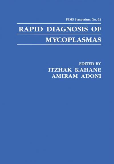 Rapid Diagnosis of Mycoplasmas