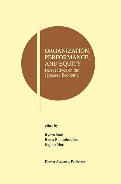 Organization, Performance and Equity