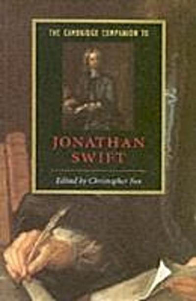 Cambridge Companion to Jonathan Swift