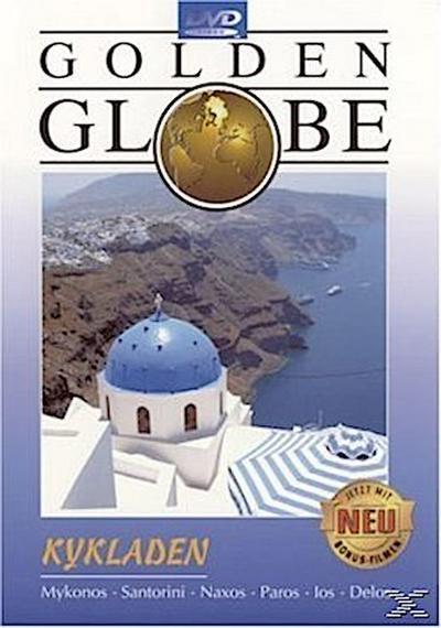 Kykladen. Golden Globe. DVD-Video