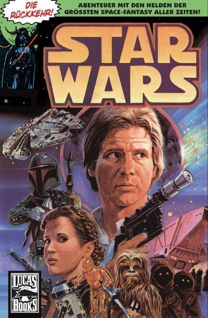 Star Wars Classics 11 - Die Rückkehr | David Micheline |  9783862015696