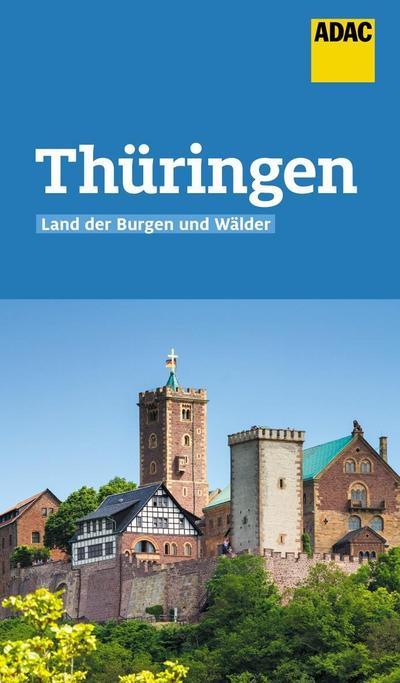 ADAC Reiseführer Thüringen