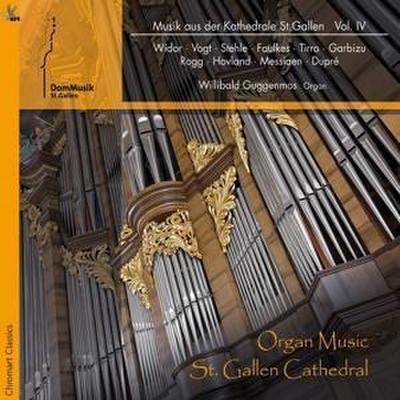 Musik aus der Kathedrale St.Gallen Vol.4