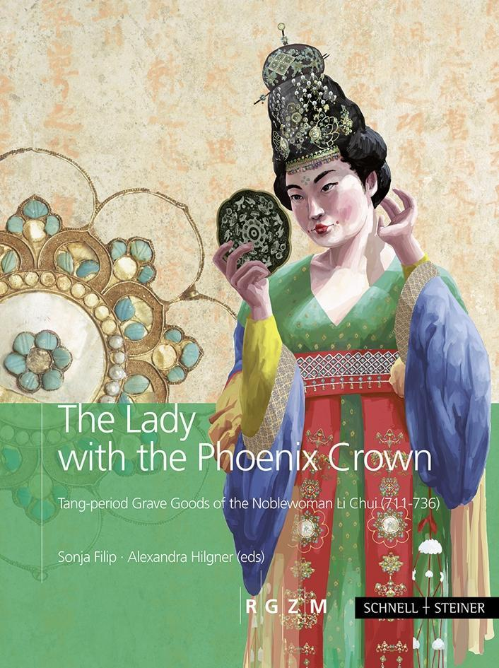 The Lady with the Phoenix Crown Sonja Filip