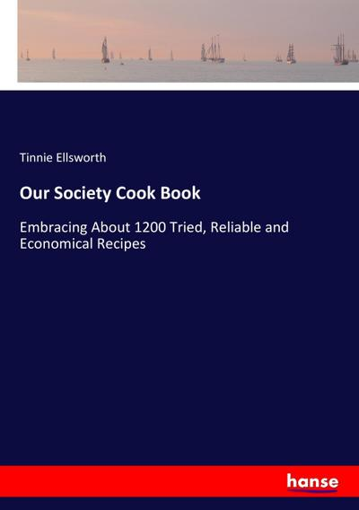 Our Society Cook Book