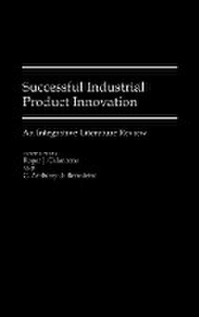 Successful Industrial Product Innovation: An Integrative Literature Review