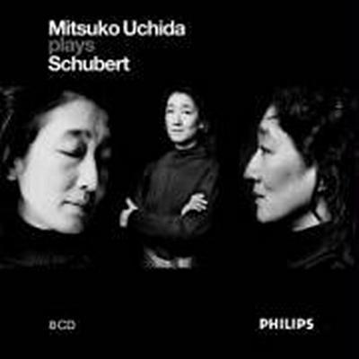 Klaviersonaten/Deutsche Tänze/Moments Musicaux