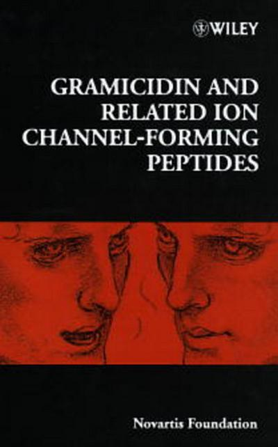 Gramicidin and Related Ion Channel-Forming Peptides