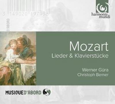 Lieder & Klavierstücke