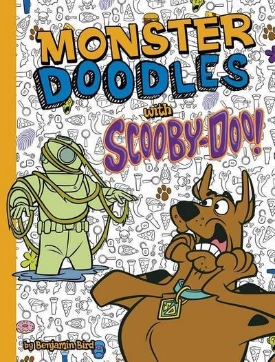 Monster Doodles with Scooby-Doo!