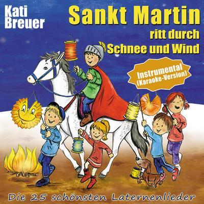 Sankt Martin ritt durch Schnee und Wind-Karaoke