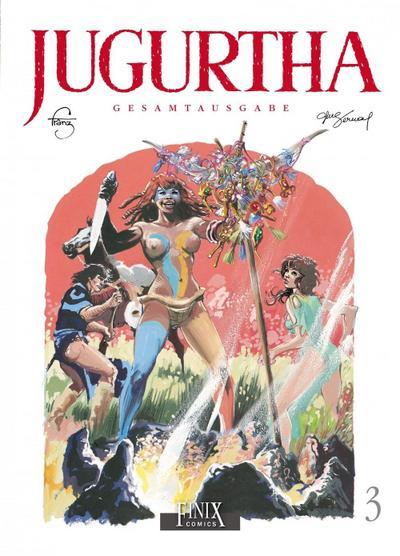 Jugurtha, Gesamtausgabe. Bd.3