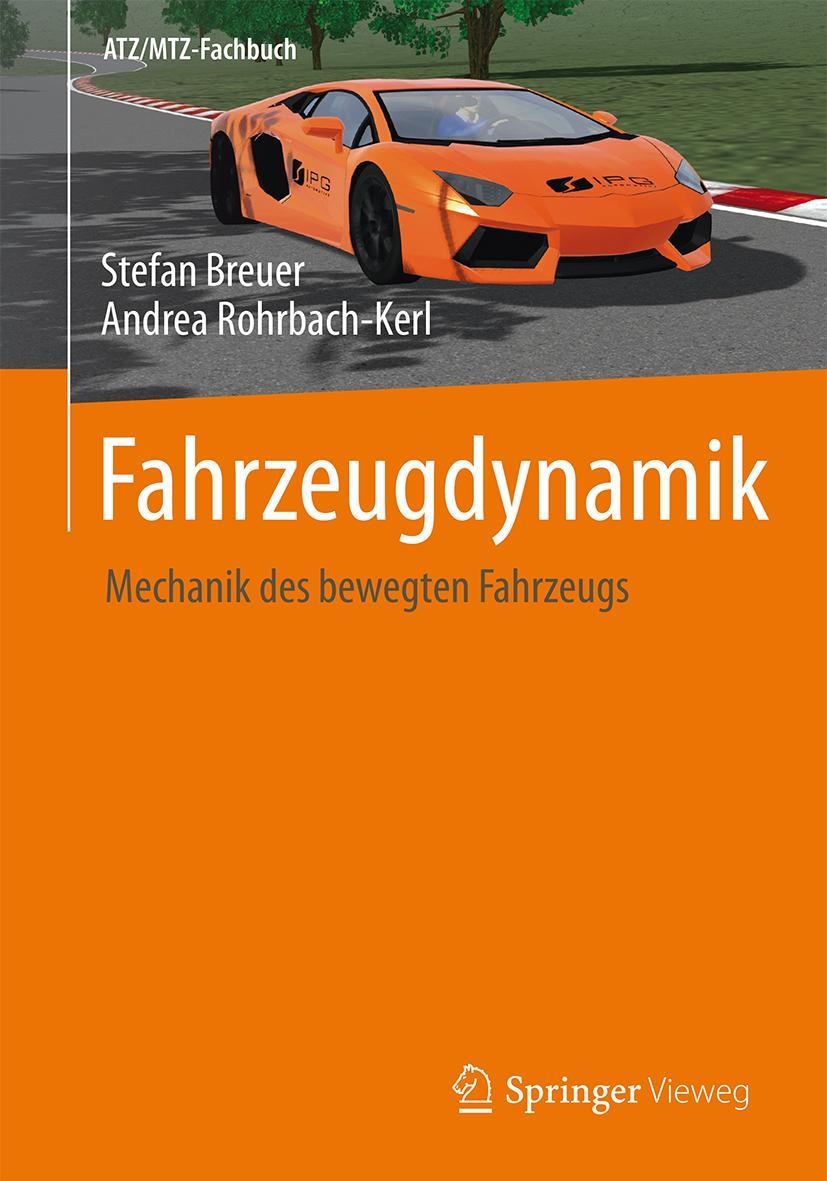 Fahrzeugdynamik Stefan Breuer