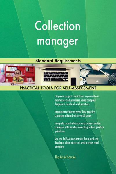 Collection manager Standard Requirements