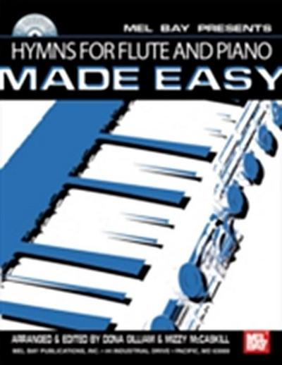 Hymns for Flute and Piano Made Easy