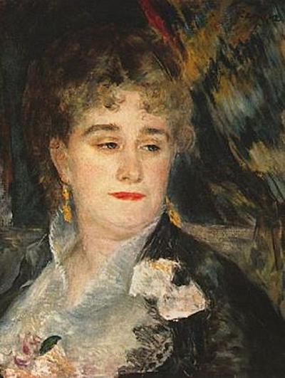 Pierre-Auguste Renoir - Porträt der Mme Charpentier - 200 Teile (Puzzle)