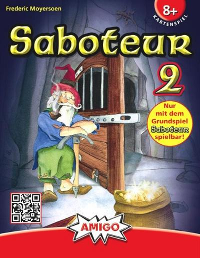 AMIGO 04980 - Saboteur 2, Kartenspiel