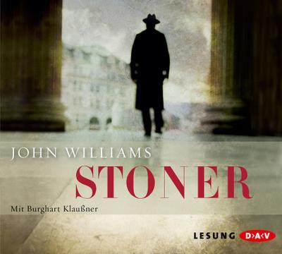 Stoner: Ungekürzte Lesung mit Burghart Klaußner (8 CDs)