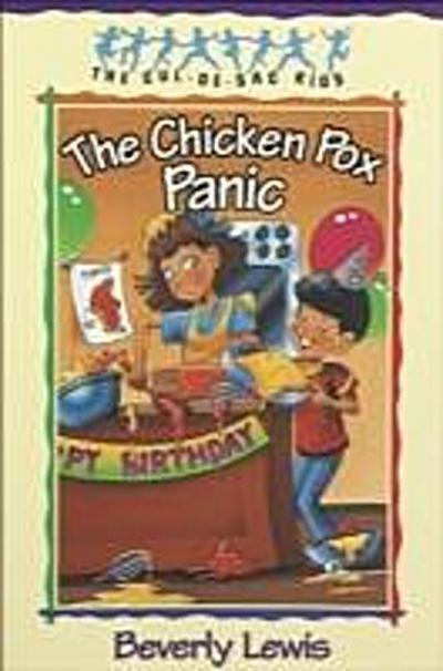 Chicken Pox Panic (Cul-de-Sac Kids Book #2)