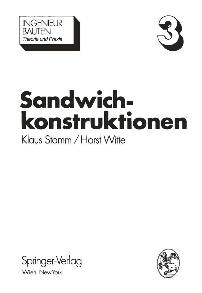 Sandwichkonstruktionen, K. Stamm