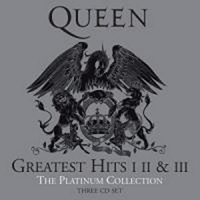Greatest Hits I, II & III - The Platinum Collection, 3 Audio-CDs