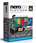 Nero 2016 Platinum. Für Windows 7/8/8.1/10