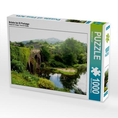 Brücke bei El Portazgo (Puzzle)