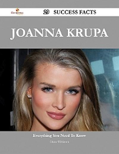 Joanna Krupa 29 Success Facts - Everything you need to know about Joanna Krupa