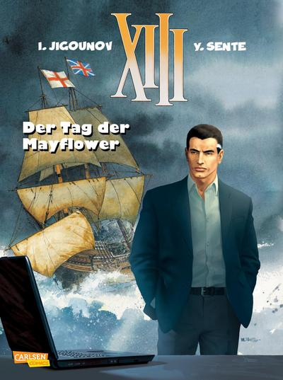 XIII Band 20. Der Tag der Mayflower