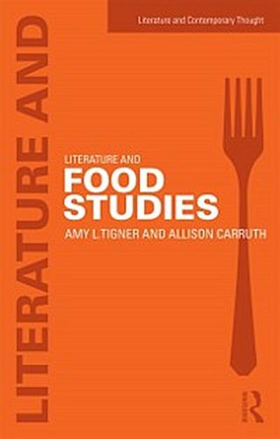 Literature and Food Studies