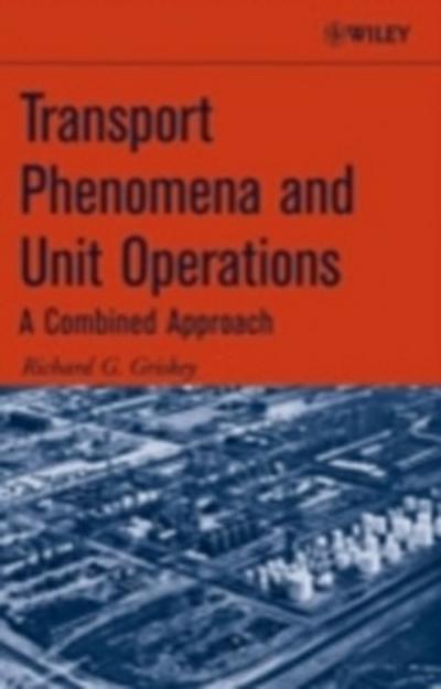 Transport Phenomena and Unit Operations