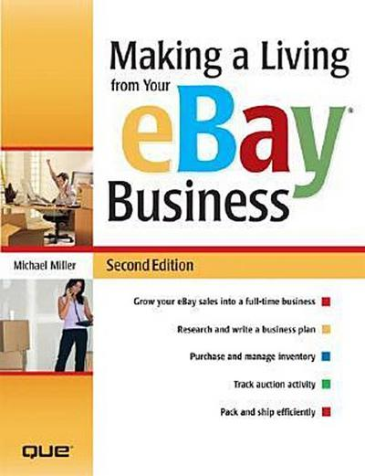 Making a Living from Your Ebay Business [Taschenbuch] by Miller, Michael