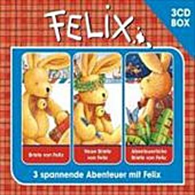 Felix - 3-Cd Hörspielbox Vol. 1