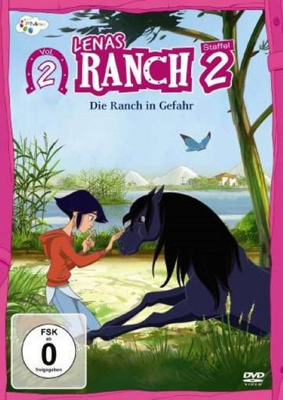 Lenas Ranch - Die Ranch in Gefahr (Staffel 2 Vol. 2)